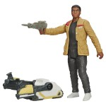 Star Wars The Force Awakens 3.75-Inch Figure Desert Mission Finn