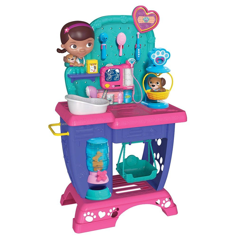 doc mcstuffins vets n pets care center
