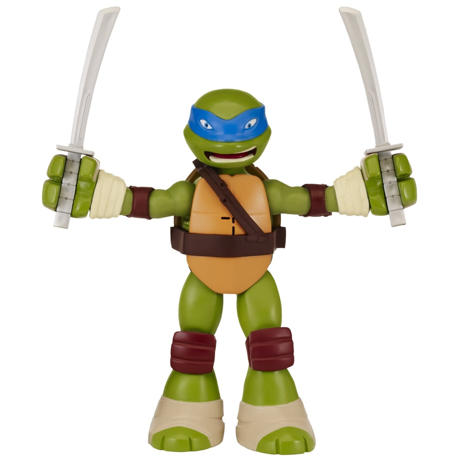 stretch n shout leonardo tmnt