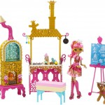 Sugar Coated Kitchen with Ginger Breadhouse Doll Play Set (Ever After High)