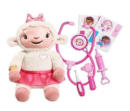 take care of me lambie doc mcstuffins